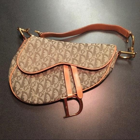 1a495254489 Chritian Dior Bags | Auc Christian Dior Saddle Purse | Poshmark